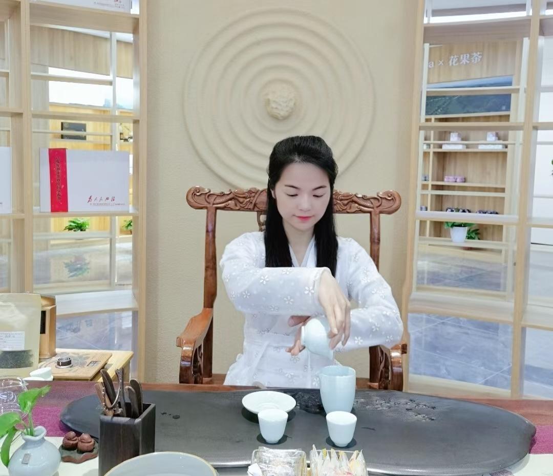 松雅茶韵|陈祝:做家乡茶文化传播的使者